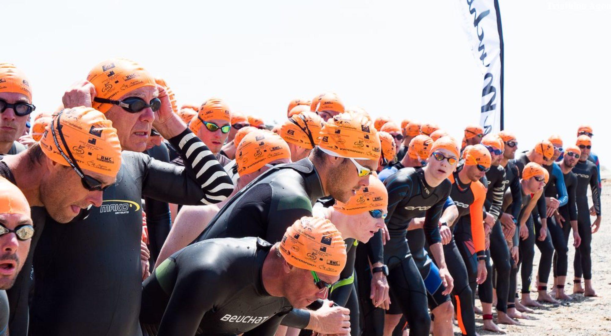 Triathlon d'Agon Coutainville -        19 Juin 2021